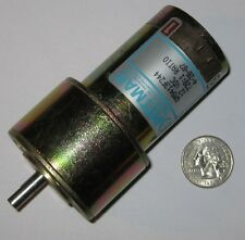 Pittman Gm9413 High Torque Gearhead Motor 12v 7 Rpm 7281 Gearbox Ratio