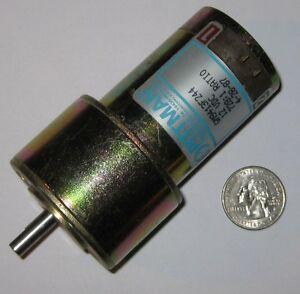 Pittman GM9413 High Torque Gearhead Motor - 12V - 7 RPM - 728:1 Gearbox Ratio