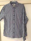 Jeanswest Men's Classic Fit Button Front Check Shirt Size 2XL Good Condition