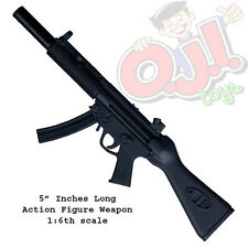 Dragon Models SDU SAS HK MP5SD5 Silenced for 12 Inch Figures 1:6 (3133g41)