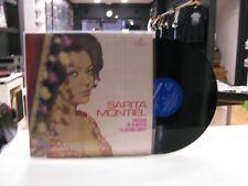 SARITA MONTIEL LP SPANISH EL ULTIMO CUPLE 1962