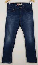Levis 511 Dark Wash Skinny Jeans Youth Size 16 Regular 28×28