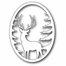 Memory Box Die: Grand Stag Oval Frame - 99493