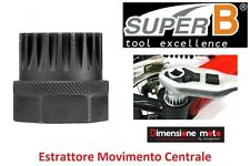 "2046 Estrattore Scatola Movimento Centrale ""SuperB"" x Bici 26-28 Fixed Scatto Fi"