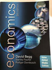 Economics by Stanley Fischer, Rudiger Dornbusch, David Begg (Paperback, 2008)