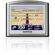 USA TOMTOM SATNAV & NORTH AMERICA MAPS GPS SAT NAV FLORIDA ORLANDO US TOM TOM