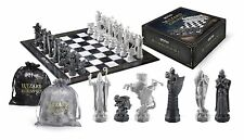 Harry Potter Wizard Chess Set Final Challenge Movie Noble Collection NN7580 Gift