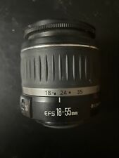 Canon Zoom Lens 18-55mm EF-S IS F/3.5-5.6