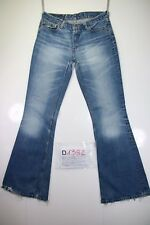 Levi's 544 Flare Bootcut (Cod. D1382) Size 44 W30 L34 jeans used High Waist