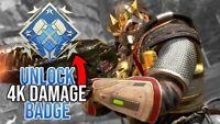 Apex Legends PS4 Badge & Stat Boost! 4K Damage, 20 Kills & Ranked Boosting!