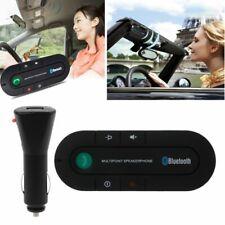 Sun Visor Wireless Car Bluetooth 4.1 Receiver Handsfree Car Kit Music Player Hot
