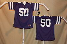 KANSAS STATE WILDCATS  Nike #50  FOOTBALL JERSEY  Youth XL   NWT  $55 retail