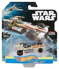 Hot Wheels escala Star Wars X-Wing luchador Carship Vehículo