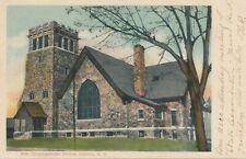 LACONIA NH – New Congregational Church – udb – 1907