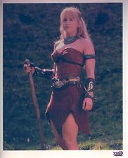 "Xena 8X10 litho lithograph photograph Season 1 - ""Hooves and Harlots"" Gabrielle"