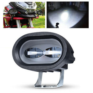 1PC LED Spot Work Light 20W Offroad Pods Driving Lamp Fog Motorcycle UTV ATV SUV
