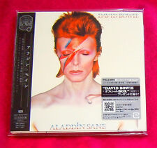 David Bowie Aladdin Sane MINI LP CD JAPAN TOCP-70145