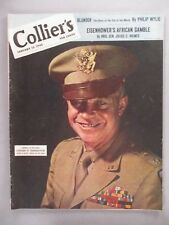 Collier's Magazine - January 12, 1946 ~~ Dwight Eisenhower