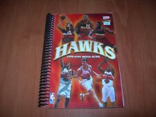 ATLANTA HAWKS 99/00 NBA MEDIA GUIDE