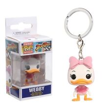 Funko Pocket Pop Keychain: DuckTales - Webby Vinyl Figure Keychain Item No 20065