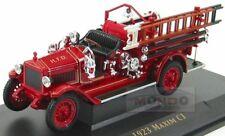 Maxim C1 Truck Scale Fire Engine 1923 Red Lucky Diecast 1:43 LDC43002