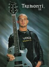 Creed Mark Tremonti Paul Reed Smith Guitars 2003 Promo Poster Ad