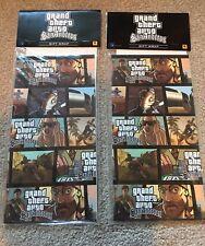 GTA SA - Grand Theft Auto San Andreas - Rockstar Games - Gift Wrap x2