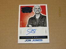 2015 Country Music Signatures Blue #6 Jon Jones SN 159/199