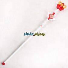 Sailor Moon Tsukino Usagi Sailor Moon's Moon Power Tiarewand Pvc Cosplay Prop