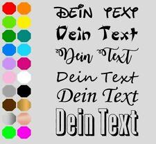 Bügelbild Flexfolie dunkle u. helle Stoffe Name eigener Text ABC Wunschtext