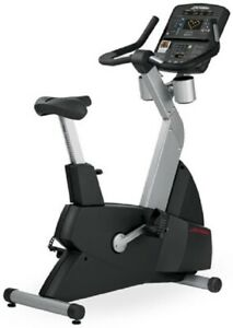 Life Fitness CLSC Integrity Series Upright Bike - Fully Refurbished!