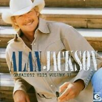 ALAN JACKSON 'GREATEST HITS VOLUME II' CD NEW!