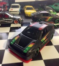 🏁 HOT WHEELS Black 1985 Honda Civic CR-X 🏁