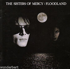 *- CD - The SISTERS of MERCY - FLOODLAND - Gothic Rock (1987)