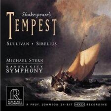 Shakespeare's Tempest (Stern, Kansas City So) (UK IMPORT) CD NEW