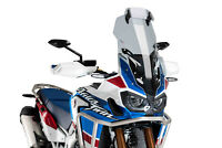 PUIG TOURING SCREEN WITH VISOR HONDA CRF1000L AFRICA TWIN ADVENTURE SPORTS 18