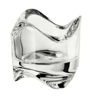 NEW IKEA Clear Glass Candle Holders - Votive Candle Church Tealight Home Light