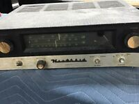 Daystrom Tube Stereo Tuner Model PT-1 For Parts