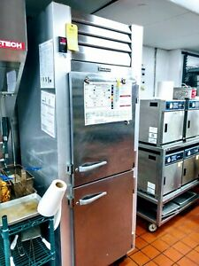 Commercial freezer used