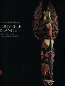 ART RITUELS D'OCEANIE NOUVELLE-IRLANDE PRIMA EDIZIONE GUNN MICHAEL SKIRA 1997