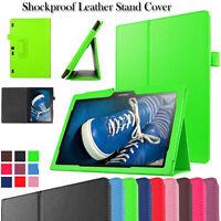 """Magnetica Smart Cover Pelle Libro Stand Custodia per Lenovo E10 10.1 """" CM Tablet"""