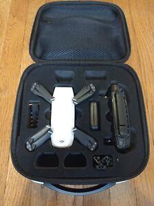 DJI spark drone + Controller + Accessories