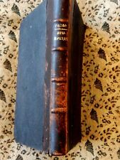 1903 Printing of Part 1 & 2 of the Golden Rooster by Raffi / Armenian Language