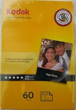 "BUY 4 PACKS GET 1 FREE KODAK ULTRA PREMIUM 6 x 4"" HIGH GLOSS PHOTO PAPER 280GSM"