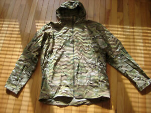 Wild Things Tactical Soft Shell Jacket Lightweight Multicam USA Made Size 2XL
