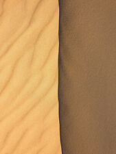 dune de sable motif texture - Biskra, Algeria- Poster métal - art mural