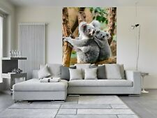 3D Koala Australia I019 Animal Wallpaper Mural Sefl-adhesive Removable Angelia