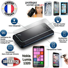 Protection d'Ecran en Verre Trempé Contre les Chocs pour Nokia Lumia 1320