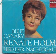 Renate Holm-Blue Canary Vinyl single