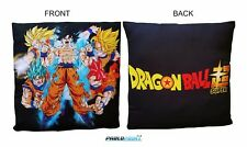 New Goku SSJ Blue Pillow case Cover Only Dragon Ball Super Gift Birthday DBZ